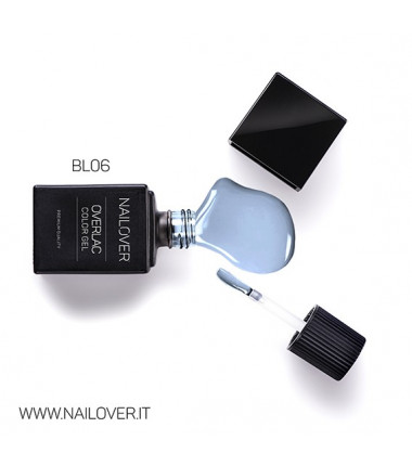 OVERLAC gel semipermanente - BL06 - 15 ml