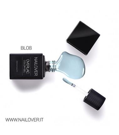 OVERLAC gel semipermanente - BL08 - 15 ml