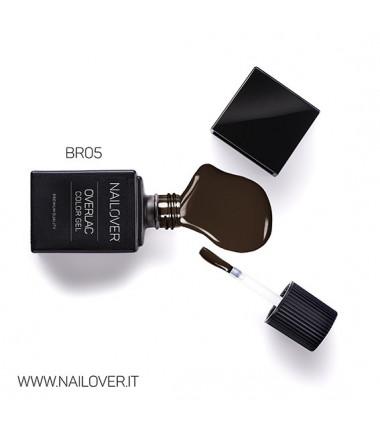OVERLAC gel semipermanente - BR05 - 15 ml
