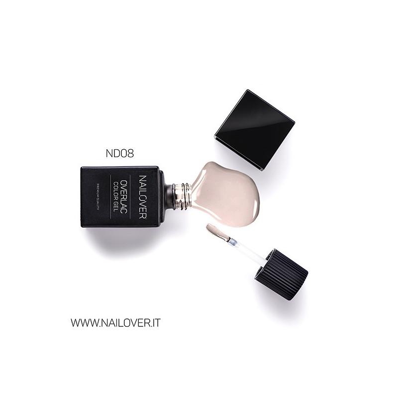 OVERLAC gel semipermanente - ND07 - 15 ml