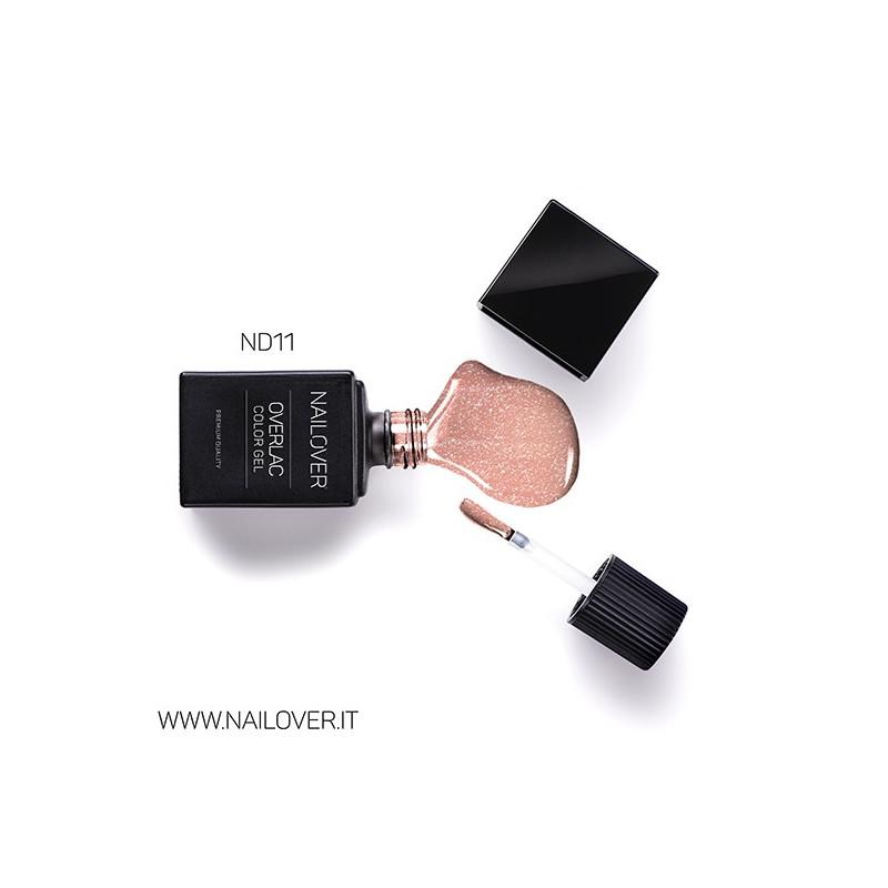 OVERLAC gel semipermanente - ND10 - 15 ml