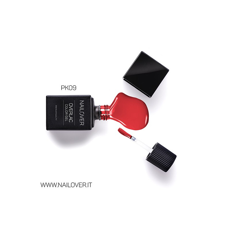 OVERLAC gel semipermanente - PK09 - 15 ml