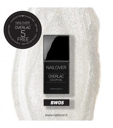 OVERLAC gel semipermanente - BW05 - 15 ml