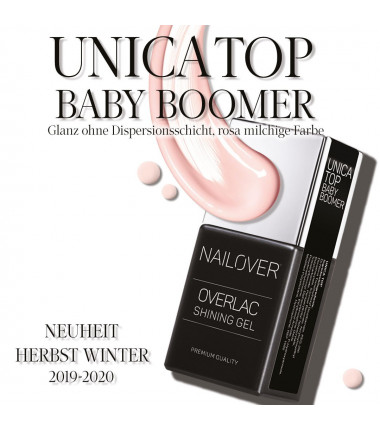 UNICA TOP BABYBOOMER GEL - 15 ml