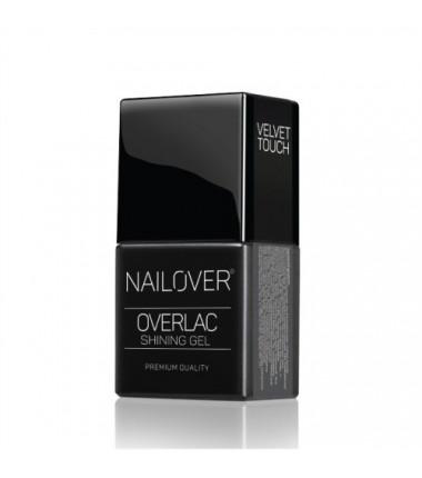 VELVET TOUCH  GEL SEIDENMATT für Nailart Tips  - 8 ml